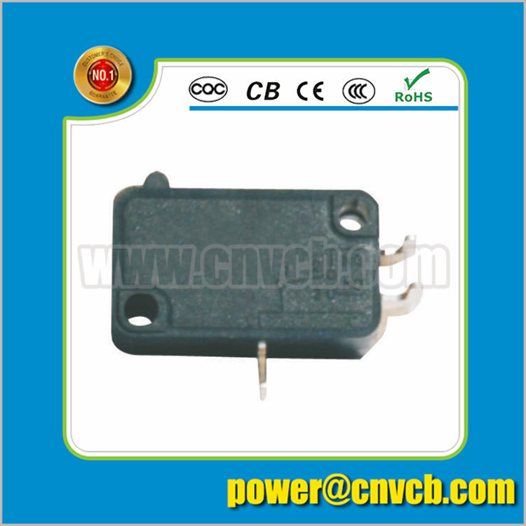 M24 KW7-0TY CQC&ROHS Mechanical life Min 2000000 cycles bent Right side PCB terminal zippy micro switch