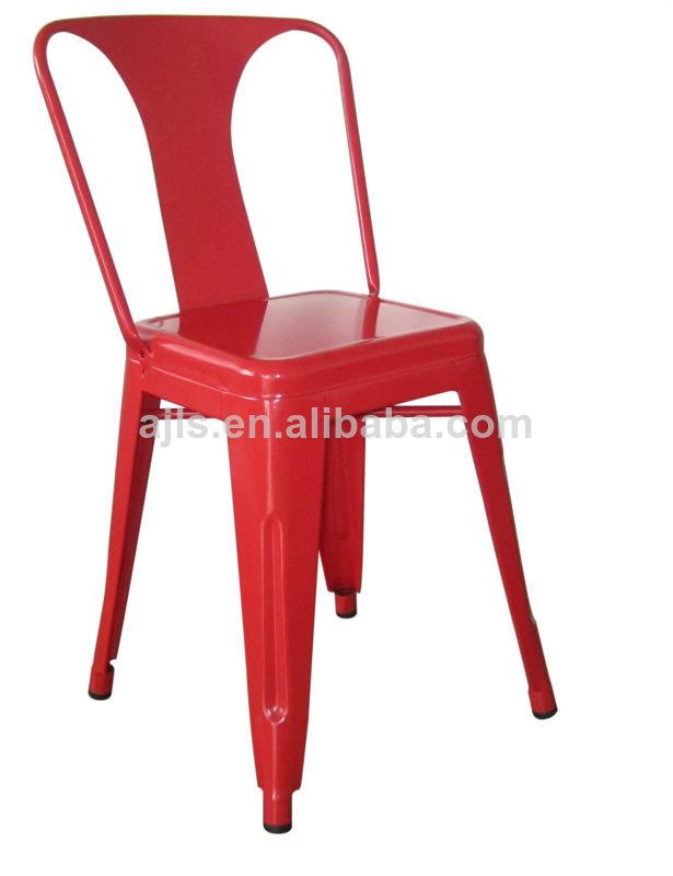 r plique chaise tolix xavier pauchard tabouret de bar chaise salle manger fast food chaise. Black Bedroom Furniture Sets. Home Design Ideas