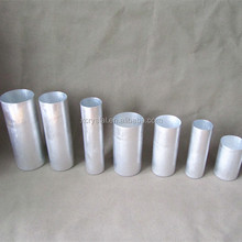 aluminum metal tin can candle molds for sale
