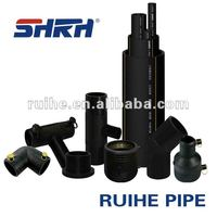 MDPE gas pipe PN20