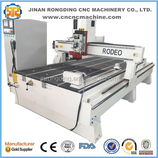 Hot sale cnc router atc/weihong cnc router with syntec cnc controller/atc cnc router machine