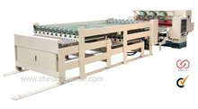 GIGA LXC-120NC Two Layers Cardboard Slitter corrugated carton stapling machine