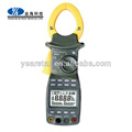 600kW Active Power Meters 6000 Counts Harmonic Power Clamp Meters YH352 with PC Interface