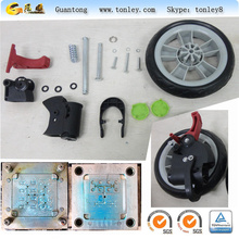 plastic wheel for baby stroller mould