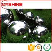 Large Decorate 304 Hollow Stainless Steel Ball