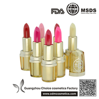 Jelly color change lipstick kissproof lipstick hot sales