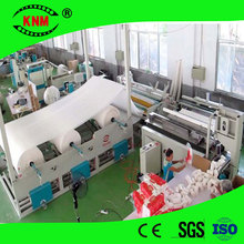 China Full Automatic Toilet Tissue Paper Manufacturing Machine Price