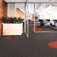 Attractive price new type commercial waterproof carpet tiles