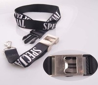 Gift safty buckle polyester tool safety lanyard