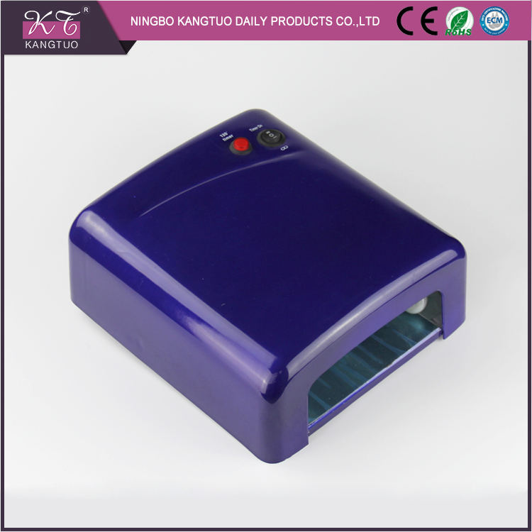 36w Nail polish dryer uv machine for nail gel