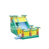 The Jungle,themed Inflatable Slide,Inflatable Games,Cheer