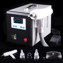 hospital equipment and machine long pulse nd yag working laser with 1064nm &532nm for ance scar removal