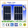 Mono 140W solar panel, 140W photovoltaic panel with good price for solar power system