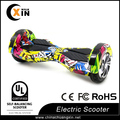 8 inch bluetooth electrical hoverboard with fenders from China Zhejiang scooter