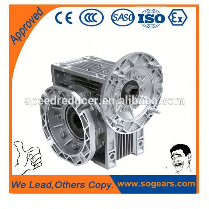 24v dc motors projecting output shafts worm gearbox