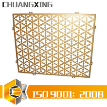 China sheet metal fabrication laser cut decoration products