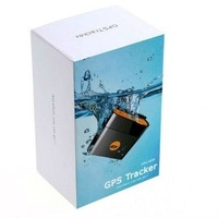 Anywhere waterproof GPS Tracker for pets cars tk108 real time tracker with google maps imei number online tracking