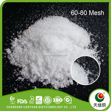 Chewing gum base pure Erythritol from Sanyuan