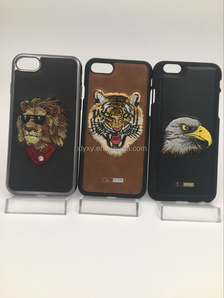 wholesale new mobile phone cover with embroidery for samsung,water proof cheap mobile cell phone case