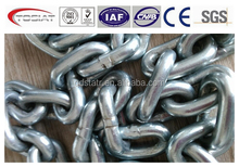 High Quality G80 Mining Round Link Chain for Chain Hoist