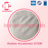 Chemicals rubber accelerator high quality Vulcanizing Agent DTDM