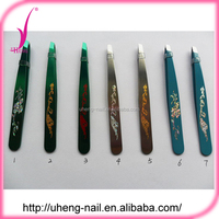 Newest Arrival Hot Design Eyebrow Tweezers With Scissor Handles