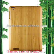 Environmental protection bamboo cover for ipad 2/3/4-Andy