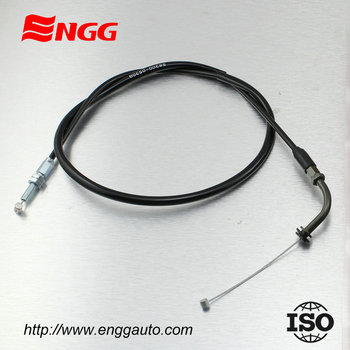 Motorcycle Throttle Cable For Suzuki Gn125