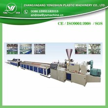PVC decoration board floor wall making machine pvc marble sheet making machine
