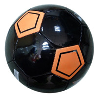 Shiny Soccer Ball Custom Print Soccer Ball Different Football Sizes