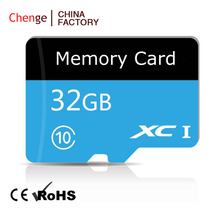 Alibaba Stock Price TF Card 32GB Micro Size Cell Phone Memory SD card