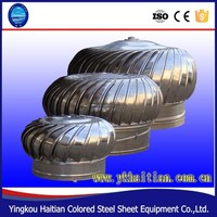Non Electric Roof Tile Fan Roofing Materials Ventilation Fans
