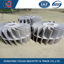China foundry for casting steel leaves