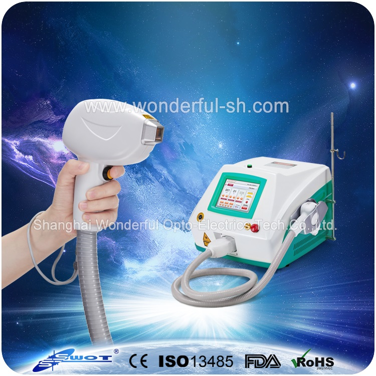 Economic laser hair removal machine diode