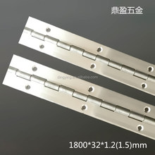 Customizable high quality stainless steel 316 piano hinge
