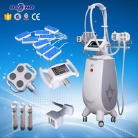 V9 vacuum anti cellulite cavitation and radiofrequency 3d body slimming massage roller