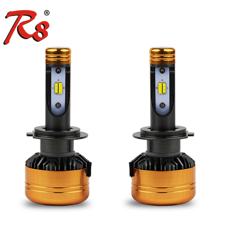 3000K 6000K 4300K Single beam High Low Beam Z5 X3 Series H4 H7 7S Car <strong>LED</strong> Headlight