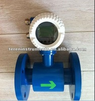 liquid water oil Good quality Electromagnetic flow meter manufacturer supplier made in China