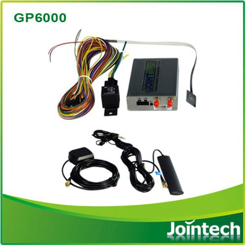 GPS GSM tracker with tracking software support camera, fuel sensor, tire pressure at the same time