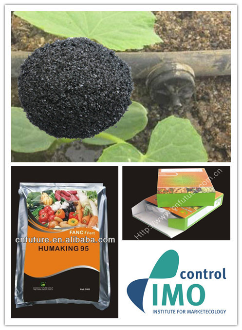 organic fertilizer humic acid powder potassium humate