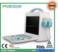 U20 CE and fda NEW model color doppler ultrasound price