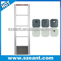 EAS MONO sound system+RF alarm hard tag shop safer system