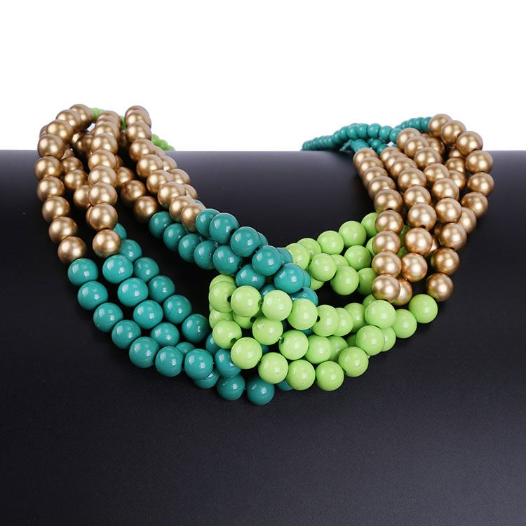 Hot Selling good quality hawaiian kukui nut lei necklace with competitive price