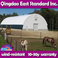 East Standard long life clearspan industrial building livestock housing