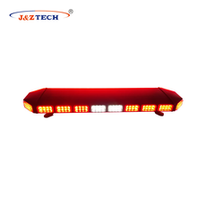 Automobiles double row brightest multiple flashing patterns Led car roof top emergency vehicle light bar