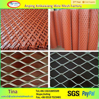 Stainless steel expanded sheets,expanded metal mesh,expanded metal for trailer