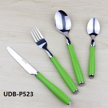 Modern design names of cutlery set items for United Arab Emirates