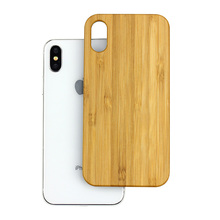 Bamboo wooden mobile cover case for iphone 7 plus