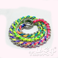 New Dog Training Collars Snake P Choke Collar Metal Chain For Dogs Size XS S M Large XL Dogs