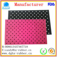 silicone hot pot clear mat wholesale and custom